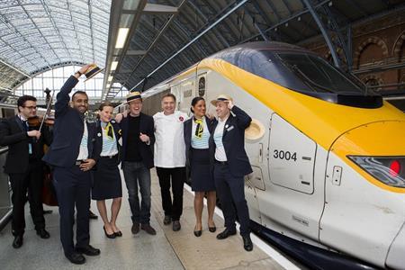 Eurostar launches London to Lyon route