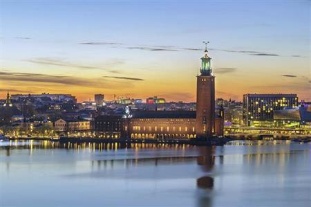 Stockholm, Sweden (©Thinkstockphotos)