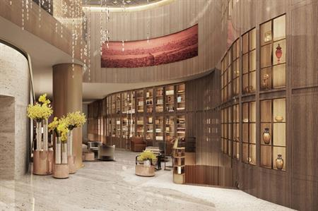 The St Regis Istanbul will open 1 March