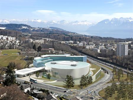 Aquatis hotel and conference centre, Lausanne