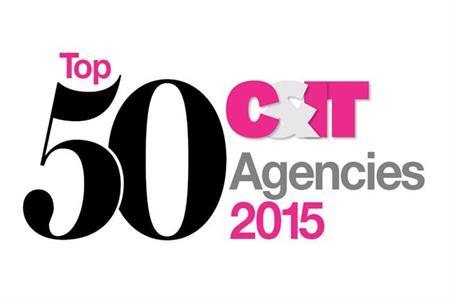 Top 50 Agencies 2015: profiles 1-10