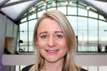 Vikki Langan, new exhibition account manager at ACC Liverpool