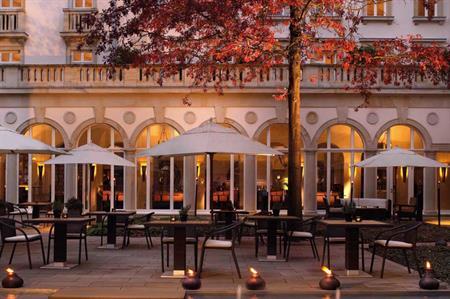 Rocco Forte Villa Kennedy, Frankfurt