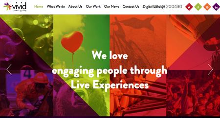 Top 50 Agencies 2015: Vivid Event Group (50)