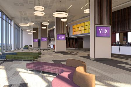 Peugeot Citroen will bring around 450 delegates to the Vox conference centre in January 2016