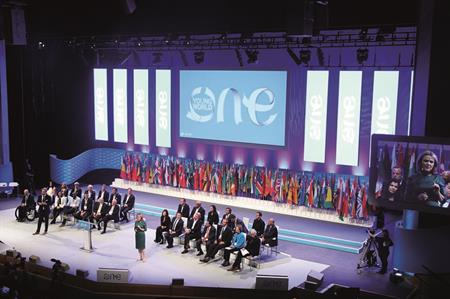 One Young World Summit 2014, by Conference Partners