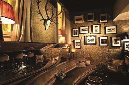 The Deer Club, D.O.M Hotel, Rome