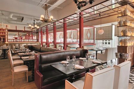 Iberica restaurant, Manchester