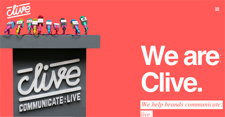 Top 50 Agencies 2016: Clive - formerly Concerto Live (24)
