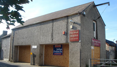 Cardigan-based community group 4GC has bought several local buildings and converted them into community facilities