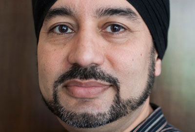 Balwant Singh, chief executive of Kusuma Trust UK