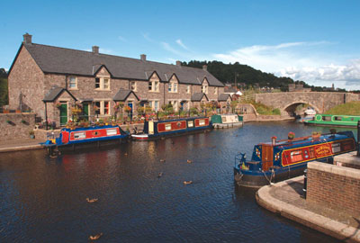 Brecon Basin, Monmouthshire and Brecon Canal