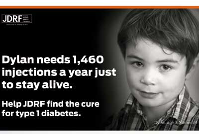 The Juvenile Diabetes Research Foundation