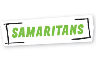 Samaritans' new branding