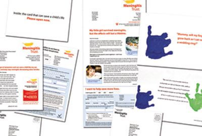 Meningitis Trust recruitment packs
