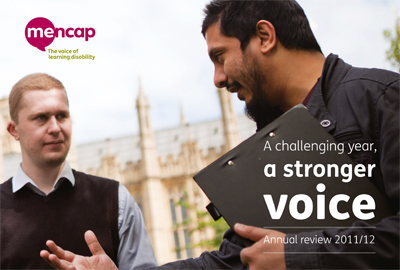 Mencap annual review
