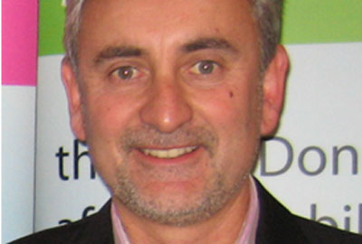 Mark Brunwin, chief executive of Donate Mobile