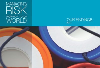 Managing Risk: Operating in the New World