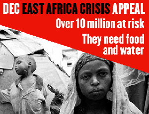 East Africa Crisis Appeal
