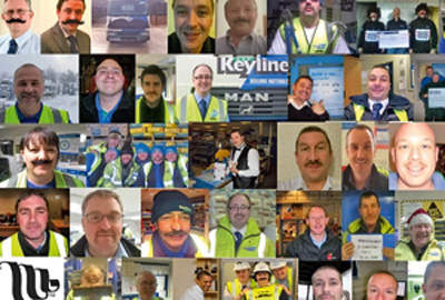 Keyline Builders Merchants and the Prostate Cancer Charity