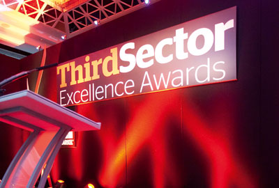 Shortlist announced for Third Sector Excellence Awards