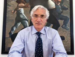 Sir Ronald Cohen, interim chair, Big Society Capital