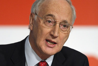 Sir George Young, the leader of the House of Commons