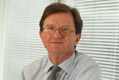 Charity Commission chief executive Sam Younger