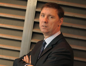 Paul McDowell, chief executive, Nacro