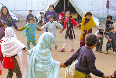 A total of 2,000 Pakistani nationals work for Save the Children in the country