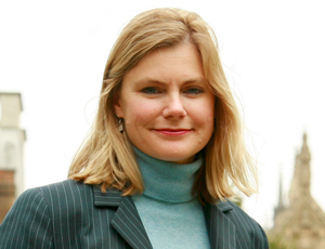 Justine Greening, economic secretary to the Treasury