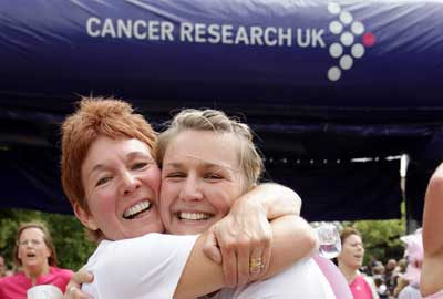 A long-term relationship: Cancer Research UK and Tesco