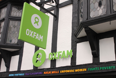 Oxfam forges partnership with loyalty scheme company Nectar
