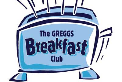 The Greggs Breakfast Club