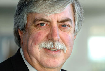 Malcolm Hayday, chief executive of Charity Bank