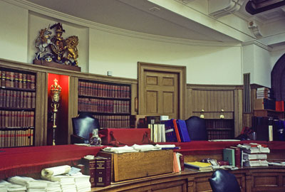 Scotland's Court of Session