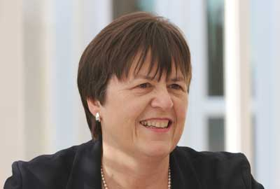 Jenny Williams, chief executive of the Gambling Commission