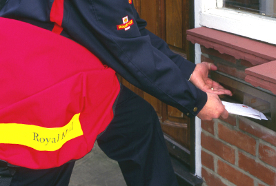 Charities face possibility of paying more VAT on bulk mail delivery
