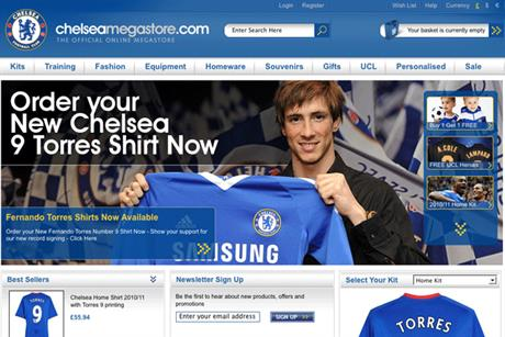 Torres' shirt outselling Carroll's by 250 to one