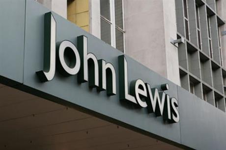 John Lewis: reports record week despite the poor weather