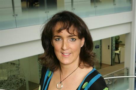 Sally Cowdry: O2 marketing director