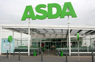 Asda increases market share despite slower sales growth
