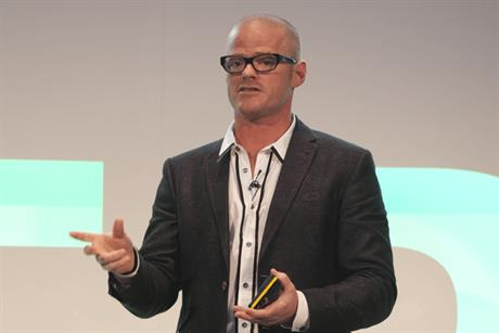 Heston Blumenthal inspired The Marketing Society conference delegates
