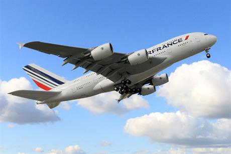 Air France: targets African and Chinese travellers