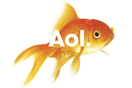 AOL: cutting back on marketing