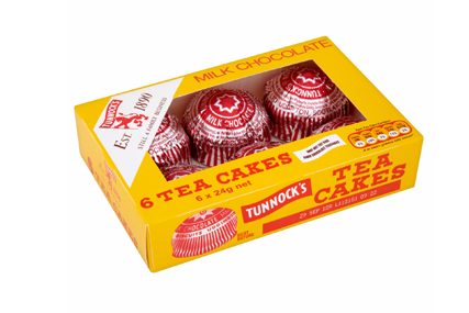 Champions of Design: Tunnock's
