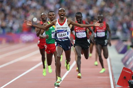 British Olympic Association: looking for sponsors after successful Games (pic: Getty)