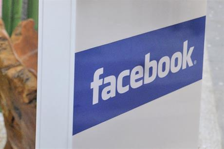 Facebook: expects f-commerce to increase next year