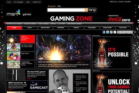 Coke Zero: Coke Zero Gaming Zone is focus of new deal with Sony PlayStation