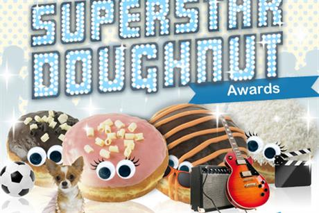 Greggs: rolls out digital doughnut campaign
